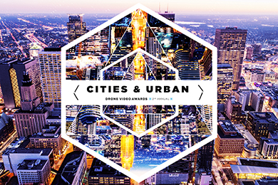 Cities and Urban (AirVūz Drone Video Awards)