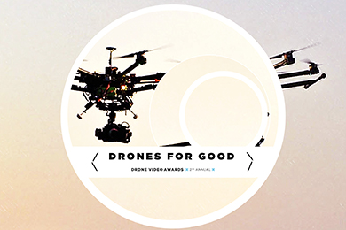 Drones for Good (AirVūz Drone Video Awards)