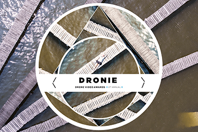 Dronie (AirVūz Drone Video Awards)