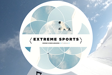 Extreme Sports (AirVūz Drone Video Awards)
