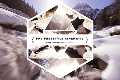 Freestyle Cinematic (AirVūz Drone Video Awards)