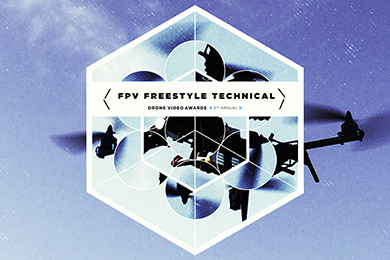 Freestyle Technical (AirVūz Drone Video Awards)