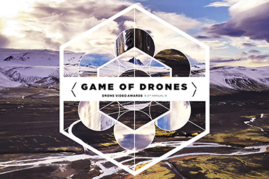 Game of Drones (AirVūz Drone Video Awards)