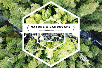 Nature and Landscape (AirVūz Drone Video Awards)