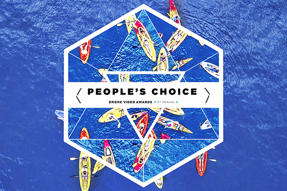 People's Choice (AirVūz Drone Video Awards)